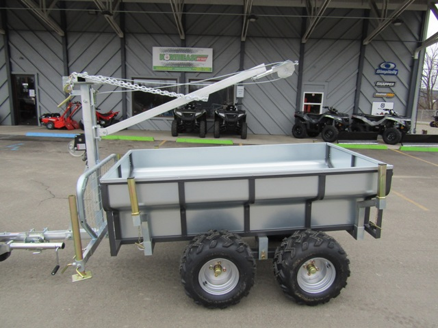 DR Outdoor Power 1-Ton PRO 2000 Versa-Trailer
