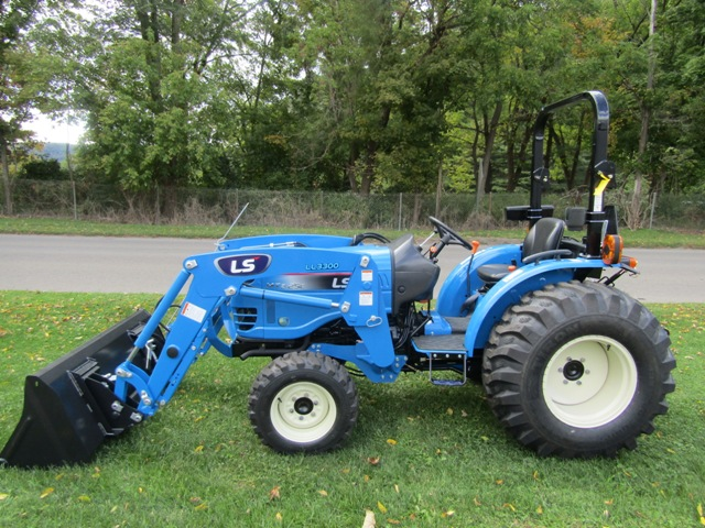 2019 LS Tractor MT2 25E Tractor and Loader 4x4